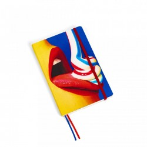 Agenda 14 x 21cm Toothpaste Toiletpaper Seletti