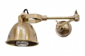 Aplica din alama 13x32-51x15 cm Maxim Versmissen