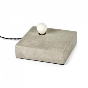Aplica gri din beton Essentials Serax
