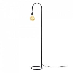 Baza pentru lampadar neagra din fier 160 cm Circle Serax