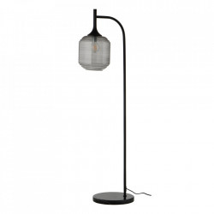 Baza pentru lampadar neagra din marmura Honey Frandsen Lighting