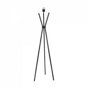 Baza pentru lampadar neagra din metal 150 cm Toronto Maytoni