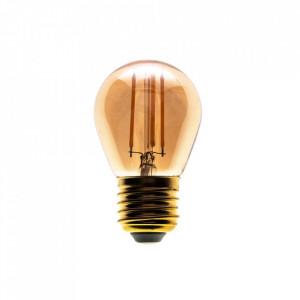 Bec cu filament LED E27 4W Brunt Milagro Lighting