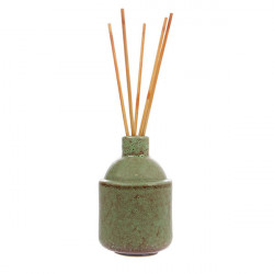 Betisoare parfumate cu suport din ceramica Green Blossom HK Living