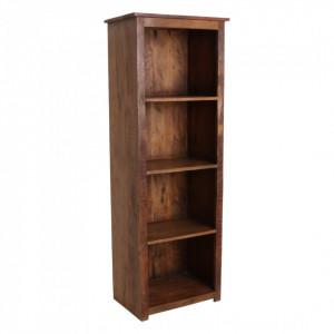 Biblioteca din lemn 181 cm Factory Raw Materials