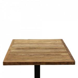 Blat maro din lemn 70x70 cm Farmwood Raw Materials