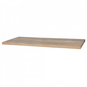 Blat maro din lemn de mango 90x180 cm Tablo Woood
