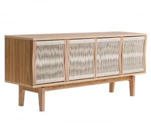 Bufet inferior din lemn 180 cm Lilla Ateljen Woodman