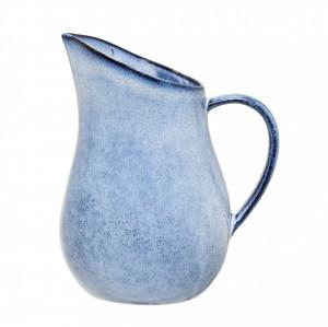 Carafa albastra din ceramica 1750 ml Bloomingville