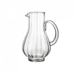 Carafa transparenta din sticla 500 ml Thea Bloomingville