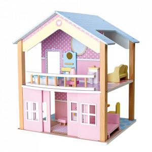 Casa pentru papusi din lemn si MDF Doll Small Foot
