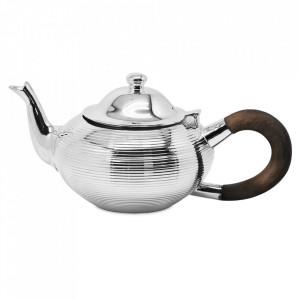 Ceainic din alama argintata 850 ml Ashford Edzard