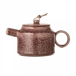 Ceainic maro din ceramica 570 ml Bloomingville