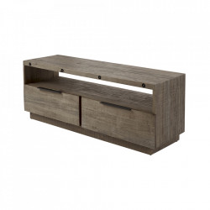 Comoda TV gri din lemn 150 cm Finca Invicta Interior