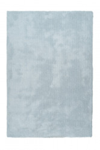 Covor albastru din poliester Velvet Lalee (diverse dimensiuni)