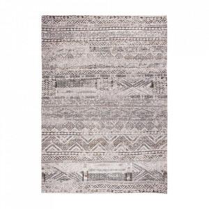 Covor din bumbac si lana Antiquarian Medina White Louis de Poortere (diverse dimensiuni)