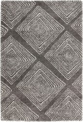 Covor gri 200x290 cm Allure Mint Rugs
