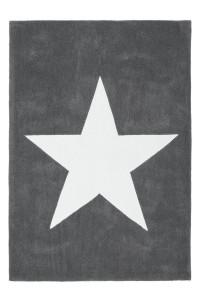 Covor gri din fibre acrilice 120x170 cm Dream Star Lalee