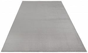 Covor gri din polipropilena Bare Light Grey BT Carpet (diverse marimi)