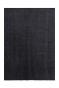 Covor gri grafit din poliester Velluto Lalee (diverse dimensiuni)