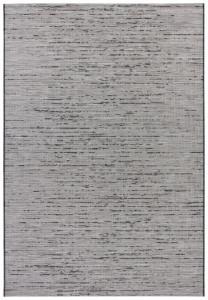 Covor gri pentru exterior din polipropilena Curious Laval Grey Elle Decor (diverse dimensiuni)