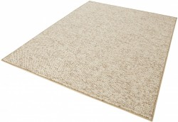 Covor maro deschis Wolly BT Carpets