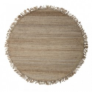 Covor maro din iuta 150 cm Frontier Bloomingville
