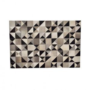 Covor multicolor din blana 90x150 cm Nicolle Giner y Colomer