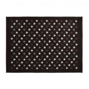 Covor multicolor din fibre acrilice 120x160 cm Little Stars Lorena Canals