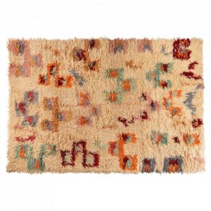 Covor multicolor din lana 200x300 cm Tulu Versmissen