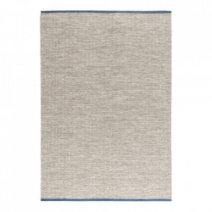 Covor multicolor din lana si bumbac Marvel Blue Ligne Pure (diverse dimensiuni)