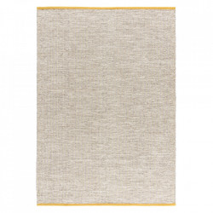 Covor multicolor din lana si bumbac Marvel Yellow Ligne Pure (diverse dimensiuni)