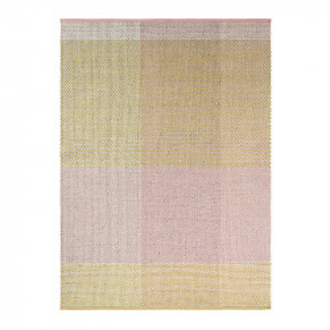 Covor multicolor din lana TB Check-Neutral Brink & Campman (diverse dimensiuni)