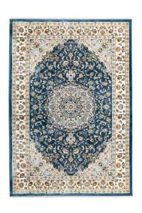 Covor multicolor din poliester Classic Oriental Blue Lalee (diverse dimensiuni)