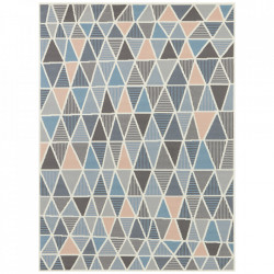 Covor multicolor din polipropilena Geometric Design The Home (diverse dimensiuni)