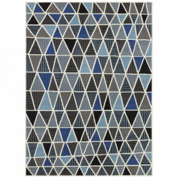 Covor multicolor din polipropilena Geometric Pattern The Home (diverse dimensiuni)