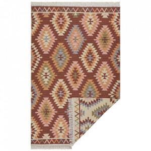 Covor reversibil multicolor din bumbac Switch Tawi Hanse Home (diverse dimensiuni)