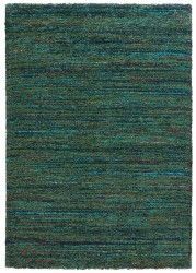 Covor verde Nomadic Chic Mint Rugs