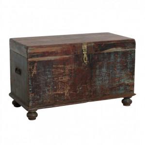 Cufar rosu/albastru din lemn Ivio Raw Materials