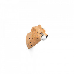 Cuier multicolor din lemn Cheetah Ferm Living