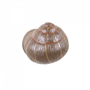 Cuier multicolor din rasina Snail Sleepy Seletti
