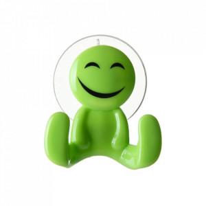 Cuier verde din polistiren Happy Unimasa