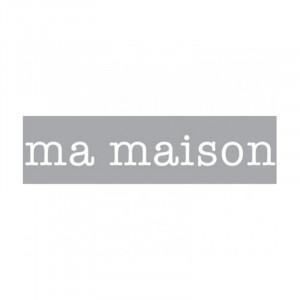 Decoratiune luminoasa alba din sticla Neon Art Ma Maison Seletti