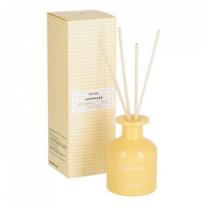 Difuzor cu betisoare parfumate 100 ml Lemonade Kave Home