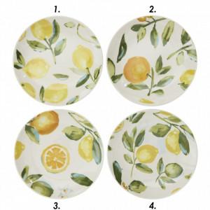 Farfurie din ceramica 20,5 cm Citrus Bloomingville