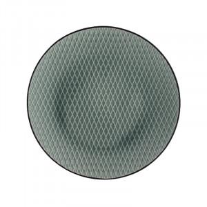 Farfurie intinsa din ceramica 25 cm Kris Ali LifeStyle Home Collection
