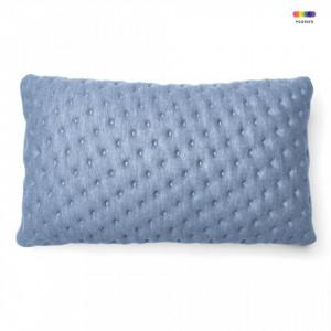 Fata de perna albastra din poliester 30x50 cm Mak La Forma