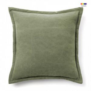 Fata de perna verde din bumbac 45x45 cm Lisette La Forma