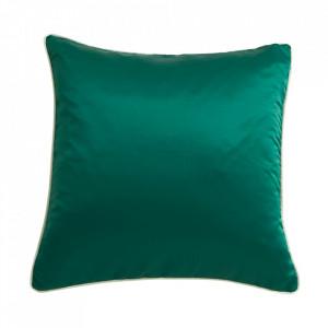 Fata de perna verde din poliester 50x50 cm Ain Nordal