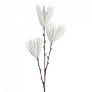 Floare artificiala din polietilena si fier 102 cm Alati Ixia